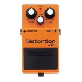 Distortion Boss DS-1 distortion