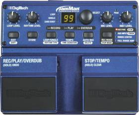 sampler looper Digitech jamman