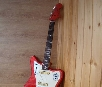 Fender Japan jaguar JG-66-88 Candy Apple
