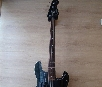 Fender Aerodyne Jazz Bass Black Japan