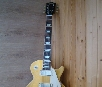 Gibson LPR-7 Custom & Historic '57 Reissue Les Paul Goldtop