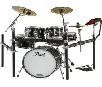 Pearl EPLX-205P/B-BLACK Drum Set, E-Pro Kit, Black