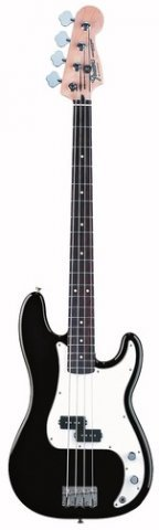 Fender Standard Precision Bass® (Upgrade)