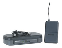 Lavaliere Wireless System, the Shure PG14/PG185