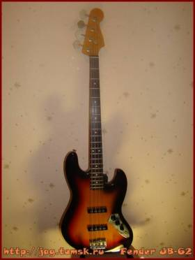 Fender Jazz bass 62