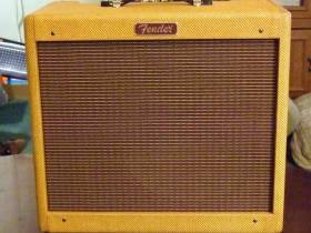 Fender blues junior tweed