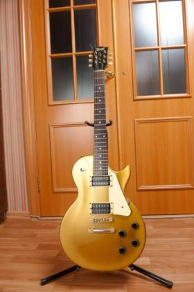 History Las Vegas Gold Top Les Paul