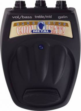 Cool Cat Metal Distortion-1 Danelectro CCMD-1