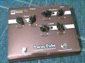Overdrive Seymour Duncan Twin Tube Classic