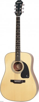 Epiphone DR-200S Natural CH HDWE