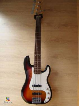 Fender Squier Precision Special V Bass