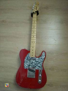 Fender MIM Standard Telecaster Candy Apple