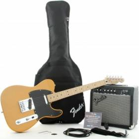Fender Squier Affinity Telecaster Frontman 15g Pack