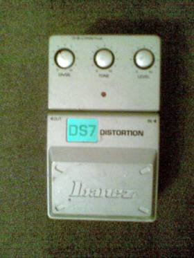 Distortion Ibanez DS7