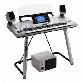 Yamaha Tyros 4 61-Key Arranger Workstation Keyboard