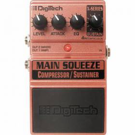 COMPRESSOR/SUSTAINER Digitech XMS Compressor Sustainer