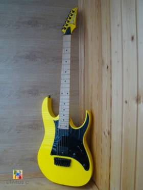 Ibanez Limited Edition RG 331 M Yellow Submarine!