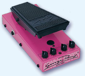 педаль George Dennis GD65 PARAMETRIC WAH-VOLUME