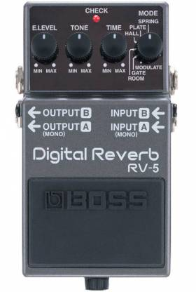 Digital Reverb BOSS RV-5