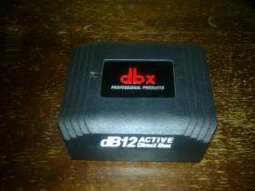 Директ бокс  (active Direct Box) DBX dB12