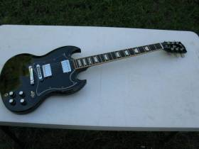 Gibson SG standart. Made in Nashville