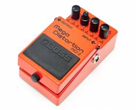 дисторшн BOSS MD-2 MEGA DISTORTION