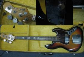 ELK Jazz Bass