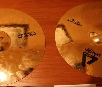 Paiste Paiste alpha rock hats 14
