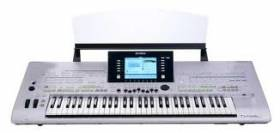 Yamaha Tyros 3 61-Key Arranger Workstation Keyboard