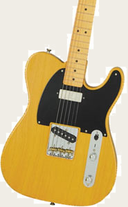 Цельнокорпусная гитара